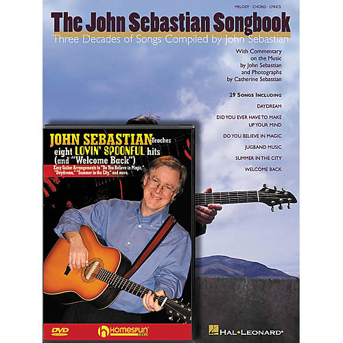 Homespun JOHN SEBASTIAN GUITAR PACK-thumbnail