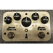 Rockett Pedals JOSH SMITH DUAL TREM Effect Pedal