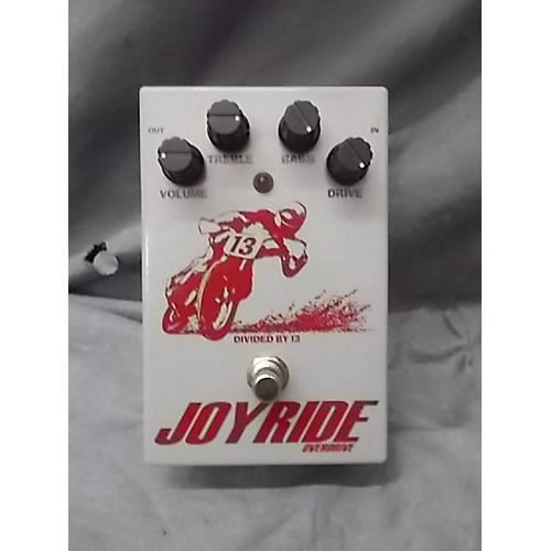 Divided By 13 JOYRIDE Effect Pedal-thumbnail
