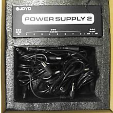 Joyo JP 02 Power Supply