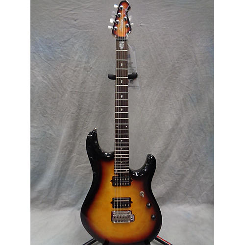 Sterling by Music Man JP100D Electric Guitar BURST