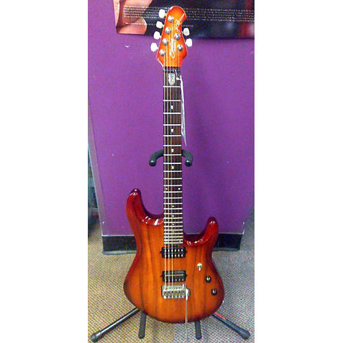 Sterling by Music Man JP100D Solid Body Electric Guitar-thumbnail