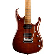 Ernie Ball Music Man JP15 Roasted Flame Maple Top Seven-String Electric Guitar