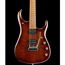 Ernie Ball Music Man JP15 Roasted Flame Maple Top Six-String Electric Guitar