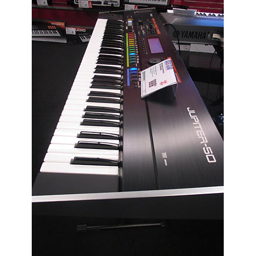 Roland JP50 Jupiter 50 76 Key Synthesizer-thumbnail