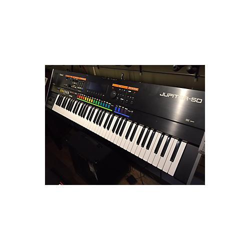 Roland JP50 Jupiter 50 76 Key Synthesizer