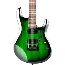 JP70 7-String  Electric Guitar Transparent Green Burst