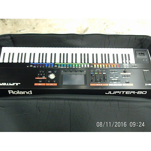 Roland JP80 Jupiter 80 76 Key Synthesizer-thumbnail