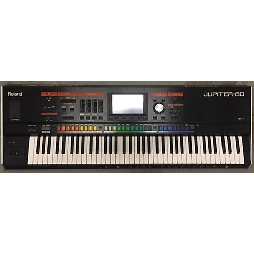 Roland JP80 Jupiter 80 76 Key Synthesizer-thumbnail