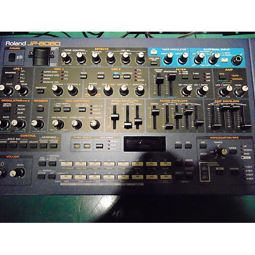 Roland JP8080 Synthesizer