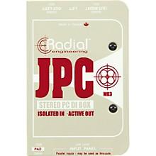 Radial Engineering JPC Stereo PC DI Box