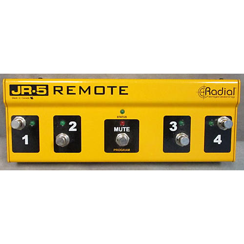 Radial Engineering JR-5 Footswitch