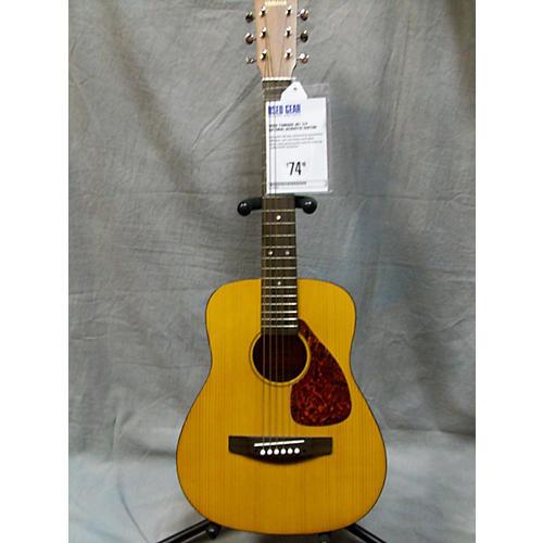 Yamaha JR1 3/4 Natural Acoustic Guitar-thumbnail