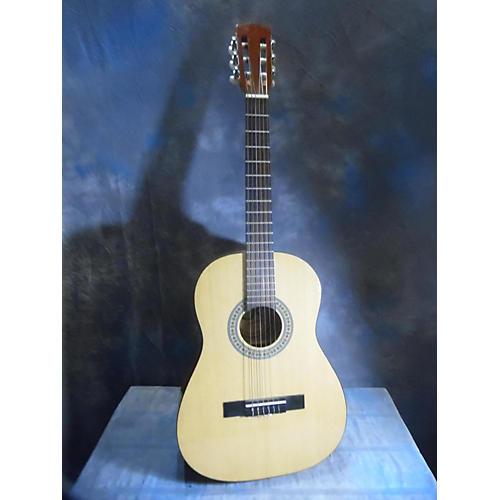 J. Reynolds JR15N Classical Acoustic Guitar-thumbnail