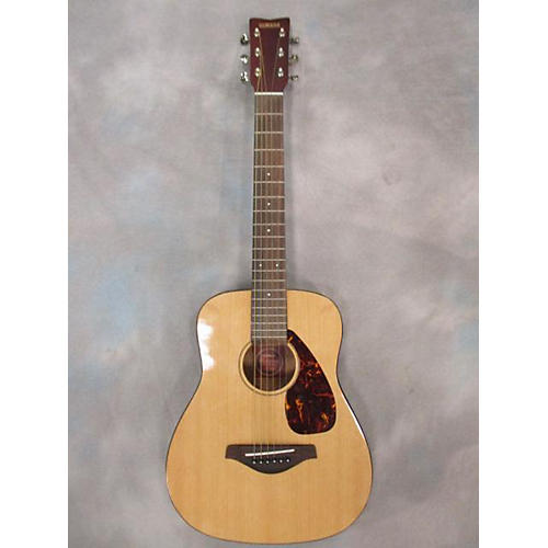 Used yamaha jr2 3 4 acoustic guitar natural guitar center for Yamaha jr2 3 4