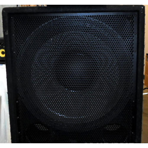 JBL JRX118S Unpowered Subwoofer