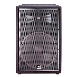 JBL JRX215 15 Two-Way Passive Loudspeaker System with 1,000 W Peak Power Ha...