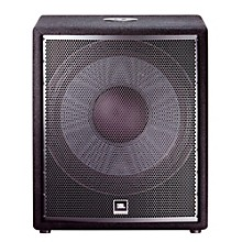"JBL JRX218S 18"" Passive Compact Subwoofer with 1,400 W Peak Power Handling"