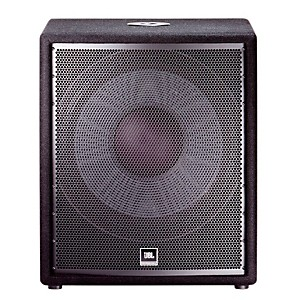JBL JRX218S 18 inch Passive Compact Subwoofer with 1,400 W Peak Power Handling by JBL