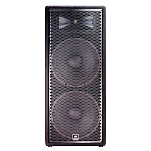 JBL JRX225 Dual 15 inch Two-way Passive Loudspeaker with 2000 Watt Peak Power by JBL