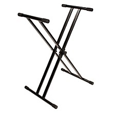 JAMSTANDS JS-502D JamStands Double-Braced X-Style Stand