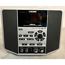 Boss JS10 E Band Audio Player Effect Pedal Package