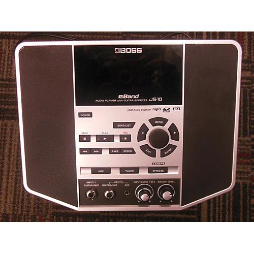 Boss JS10 MultiTrack Recorder
