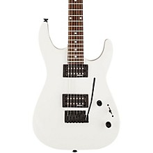 JS11 Dinky Electric Guitar Gloss White Rosewood