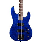 Jackson JS3 Concert Bass with Quilted Maple Top