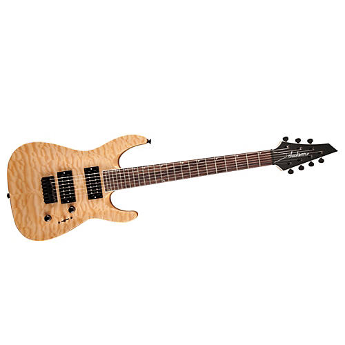 Jackson JS32-7 Q Dinky DKA 7-String Electric Guitar Quilted Maple Top-thumbnail