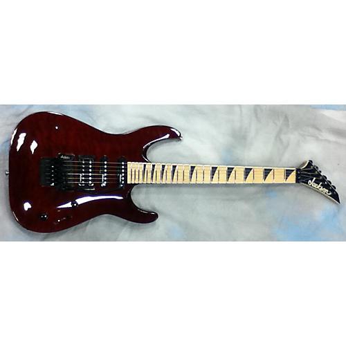 Jackson JS32Q DINKY DKAM Solid Body Electric Guitar