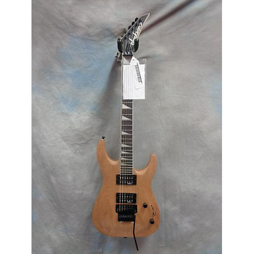 Jackson JS32R Dinky Floyd Rose Solid Body Electric Guitar Natural