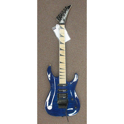 Jackson JS34Q Dinky Solid Body Electric Guitar-thumbnail