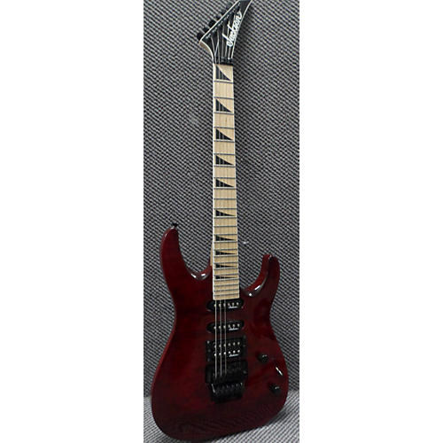 Jackson JS34Q Solid Body Electric Guitar-thumbnail