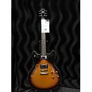 Johnson JS500 Hollow Body Electric Guitar