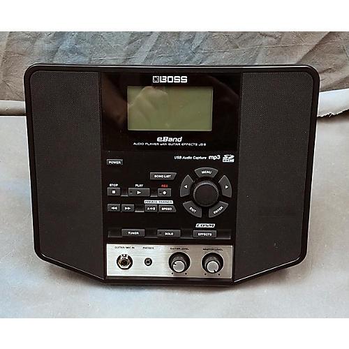 Boss JS8 E Band Audio Player Effect Processor-thumbnail