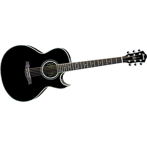 Ibanez JSA10 Satriani Signature All-Solid Acoustic-Electric Guitar-thumbnail