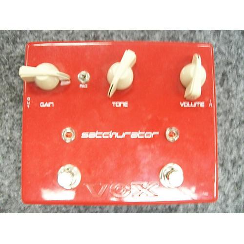 Vox JSDS Joe Satriani Satchurator Distortion Effect Pedal-thumbnail