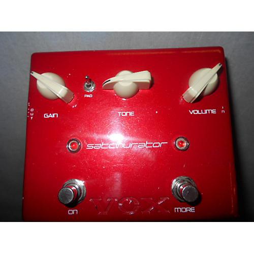 Vox JSDS Joe Satriani Satchurator Distortion Effect Pedal