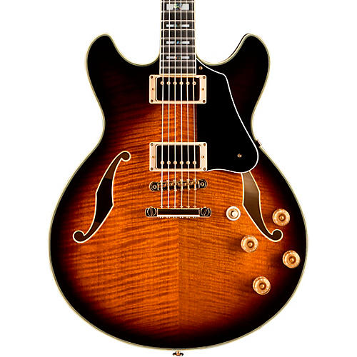 Ibanez JSM100VT John Scofield Signature Electric Guitar