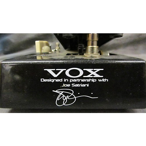 Vox JSWH Joe Satriani Big Bad Wah Effect Pedal-thumbnail