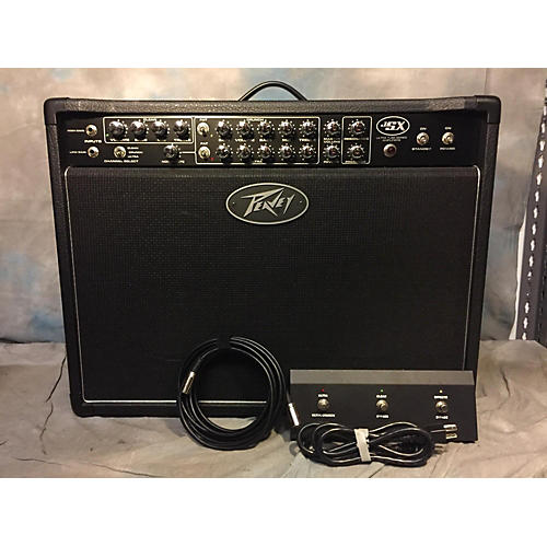 Peavey JSX Joe Satriani Signature 2x12 120W Tube Guitar Combo Amp-thumbnail