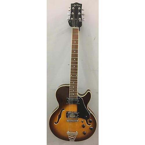 used jay turser jt 136 hollow body electric guitar guitar center. Black Bedroom Furniture Sets. Home Design Ideas