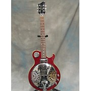 Jay Turser JT-RES Resonator Hollow Body Electric Guitar