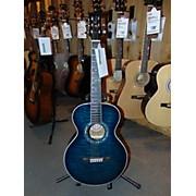Jay Turser JTA410QBLSB Acoustic Guitar
