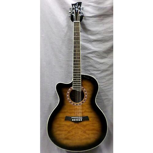 Jay Turser JTA424 Left Handed Acoustic Electric Guitar