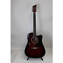 Jay Turser JTA45 Acoustic Electric Guitar