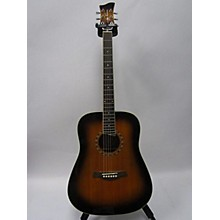 Jay Turser JTA4505-ATB Acoustic Guitar