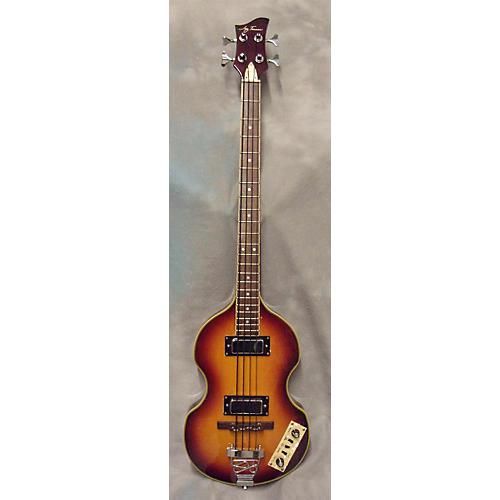 Jay Turser JTB-2B Violin Bass Electric Bass Guitar
