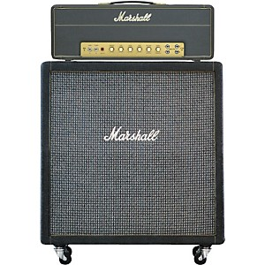 Marshall JTM45 and 1960AX Half Stack by Marshall